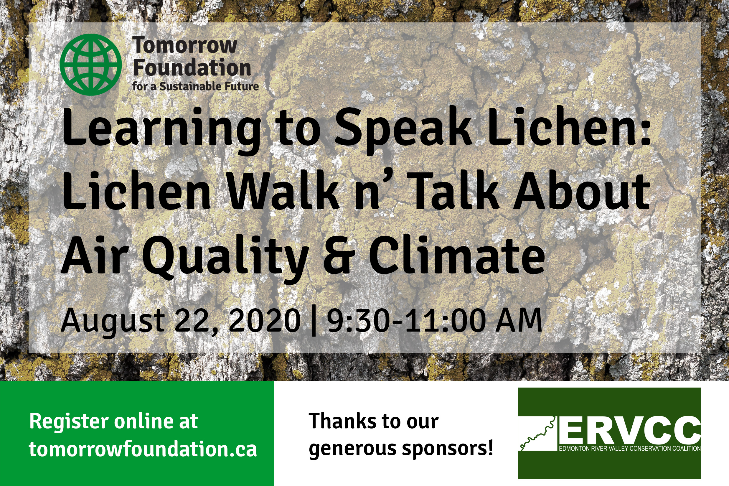Learning to Speak Lichen: Lichen Walk 'n' Talk About Air Quality and Climate