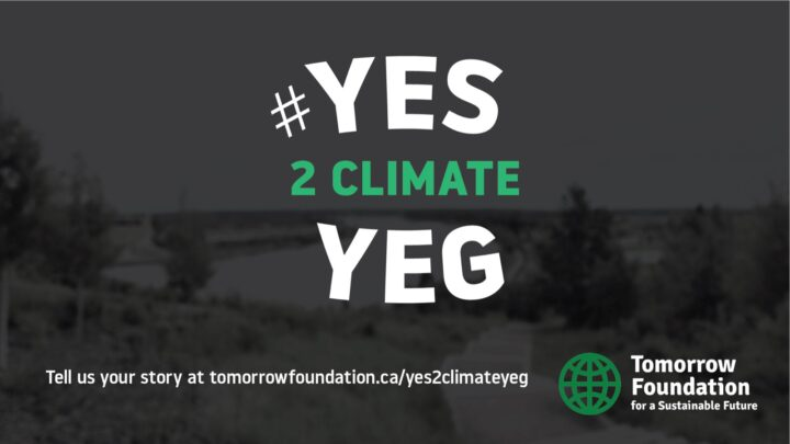 Media Release: #Yes2ClimateYEG Campaign Launch