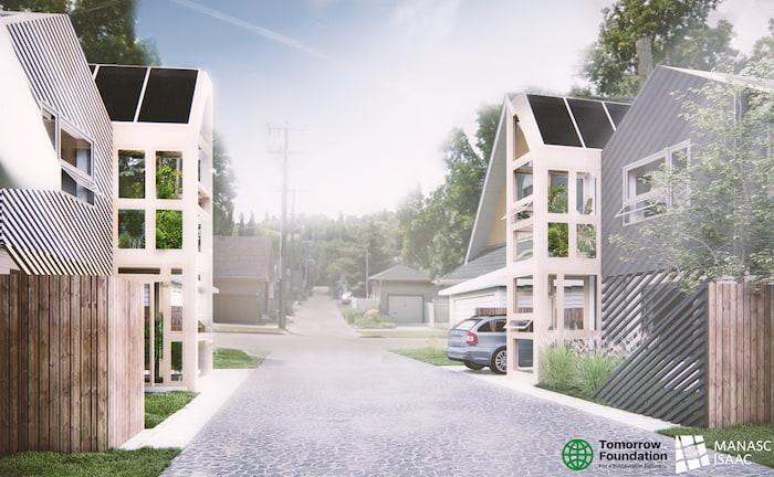 July 14 Webinar – Carbon Negative, Net-Zero Backyard Houses – A Made-in-Edmonton Climate Solution